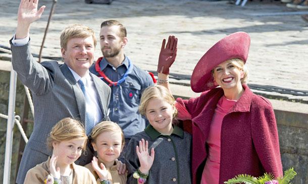 Las vacaciones de Guillermo y Máxima de Holanda suscitan polémica