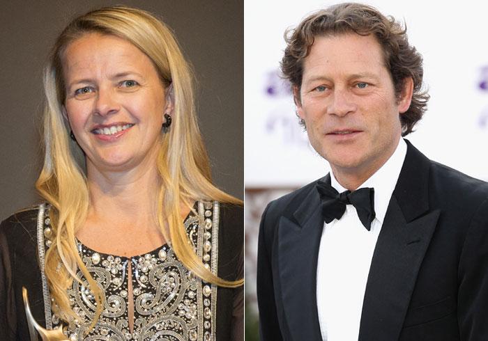 El ex de Uma Thurman, Elle Macpherson y Farrah Fawcett... ¿Conquista a Mabel de Holanda?