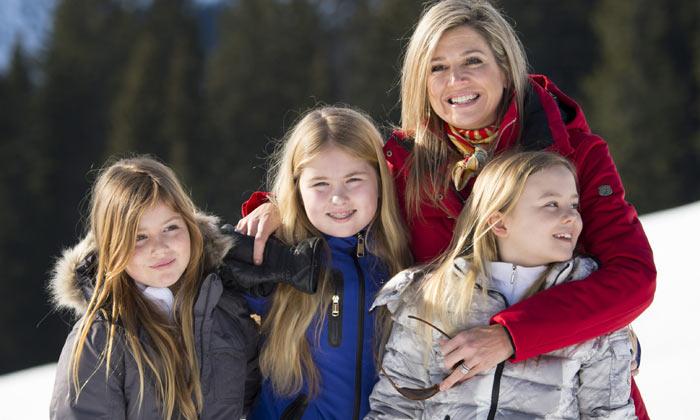 Los ángeles de Máxima de Holanda reaparecen en Lech