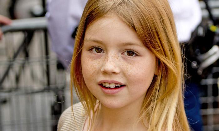 Máxima de Holanda: 'Alexia es una luchadora'