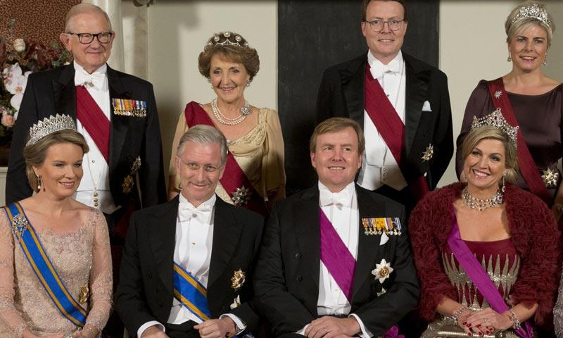 Máxima de Holanda y Matilde de Bélgica, dos Reinas de diamantes