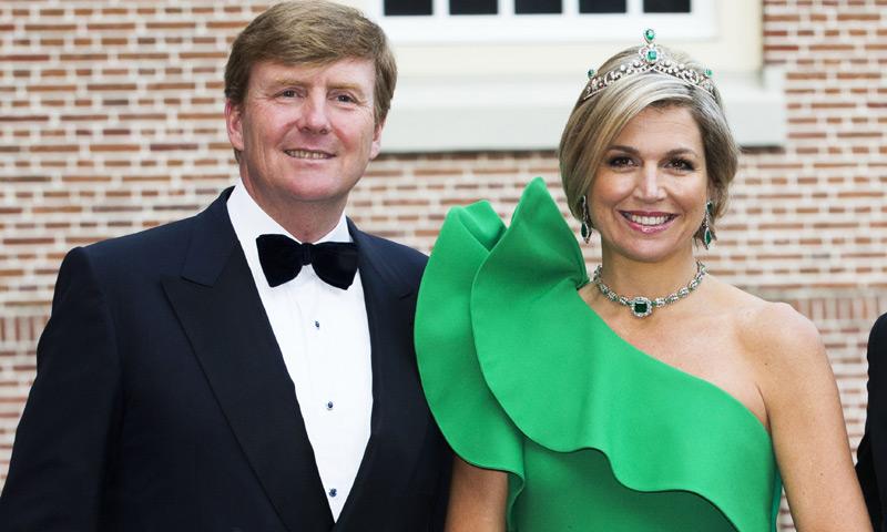 Guillermo y Máxima de Holanda invitan a palacio a 150 ciudadanos por el 50º cumpleaños del Rey