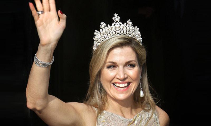 Máxima de Holanda, la Reina coronada una y mil veces