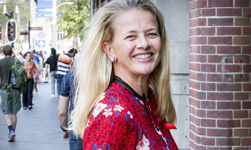 Mabel de Holanda, protagonista de una serie