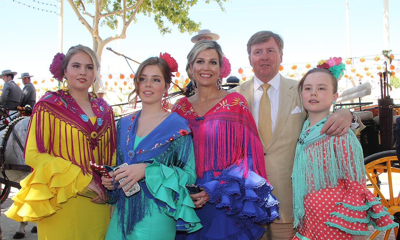 Голландцы в Севилье