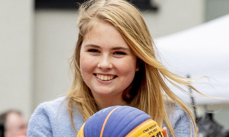 Amalia de Holanda confiesa: 'A veces mi vida me parece irreal'