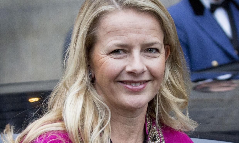 Mabel de Holanda asciende a la lista de los más ricos