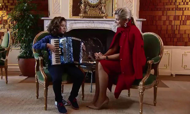 ¿Para quién será el botón dorado? Máxima de Holanda organiza su propio 'Got Talent' en palacio