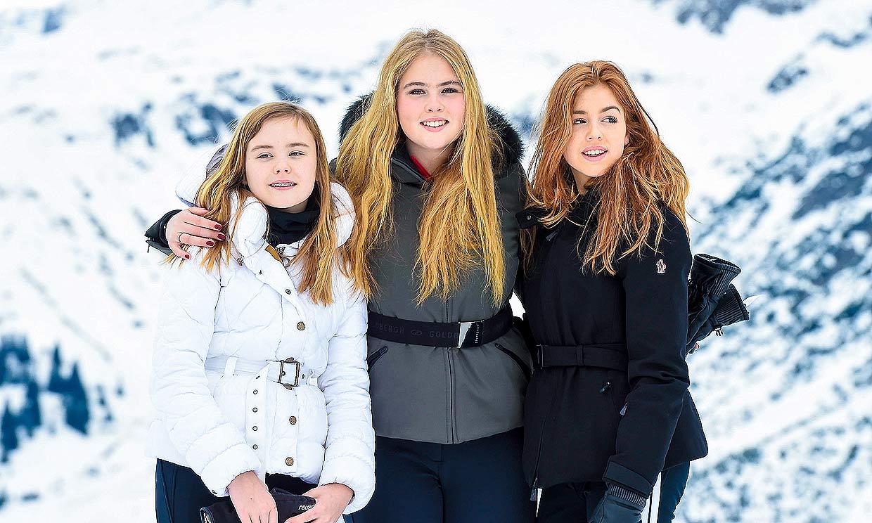 ¡La cámara las adora! Amalia, Alexia y Ariane de Holanda se revelan como las princesas del estilo
