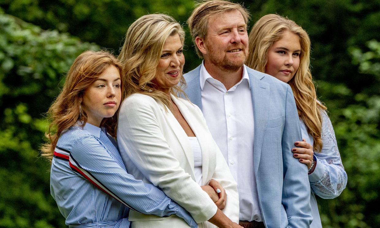 El perdón de Guillermo y Máxima de Holanda no convence a todos y la polémica ahora rodea a sus hijas