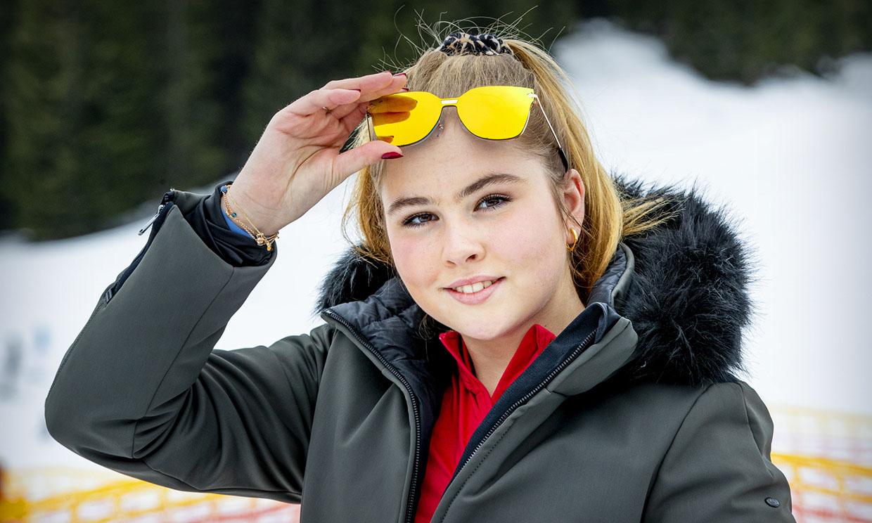 Su personalidad, sus aficiones... Así es Amalia de Holanda que cumple 17 años