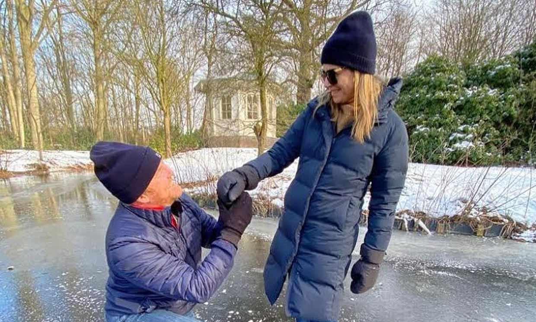 El gesto más romántico de Guillermo de Holanda al recrear la pedida de mano a Máxima