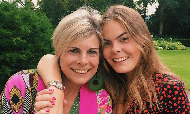 La princesa Laurentien se confiesa molesta por las críticas que recibe su hija Eloísa