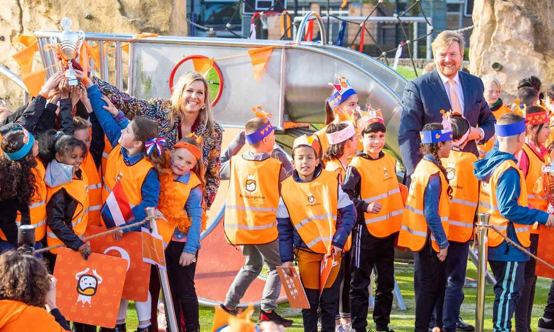 ¡Que gane el mejor! Máxima y Guillermo de Holanda, diversión y competitividad en los Juegos del Rey