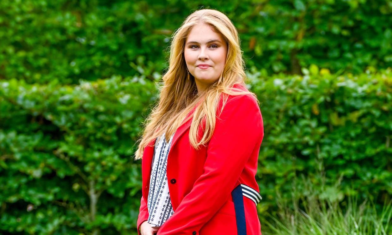 Los problemas de Amalia de Holanda para tomarse un año sabático