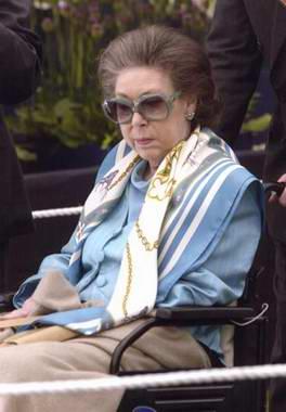 Fallece La Princesa Margarita Hermana De La Reina De