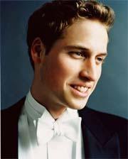 El príncipe Guillermo: 'Rey de Inglaterra' - 2003-07-07-b