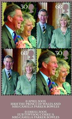 La boda del príncipe Carlos y Camilla Parker Bowles es legal