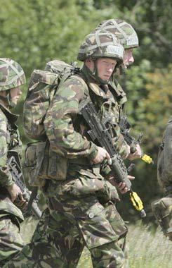 El príncipe Harry: un soldado muy duro