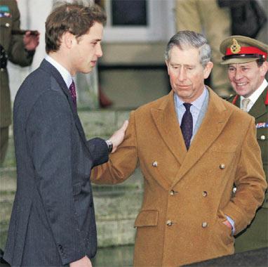 La dura vida militar del príncipe Guillermo sin Kate