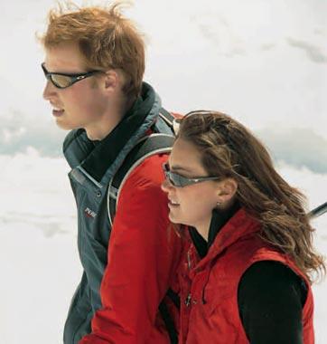 Guillermo de Inglaterra y Kate Middleton venderán ropa de niño por Internet