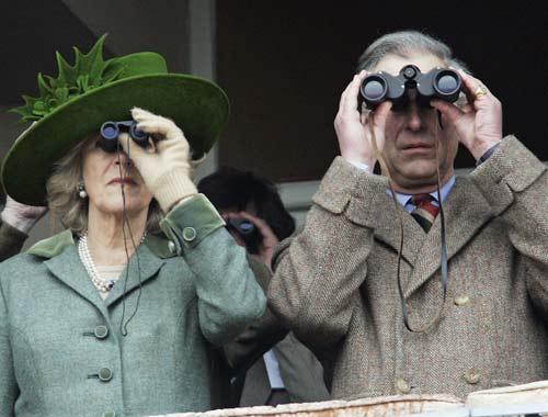 Kate Middleton, invitada por el príncipe Carlos y Camilla a las carreras