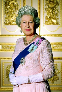 Galeria de fotos de la Reina Isabel II de Inglaterra