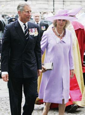 Las cuentas claras del Príncipe de Gales y su familia