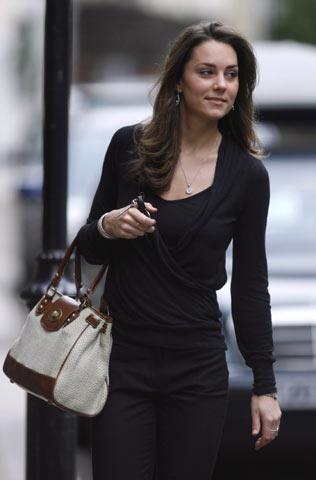 Kate Middleton sigue los consejos de la Reina de Inglaterra a la hora de buscarse un trabajo