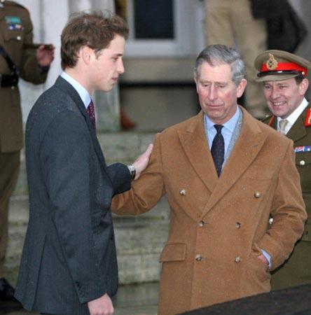 Kate Middleton: 'Ha sido por culpa de su padre'