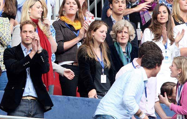 El príncipe Guillermo: loco de amor por Kate Middleton