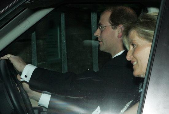 Kate Middleton acompaña al príncipe Guillermo en el 60º cumpleaños de la Duquesa de Cornualles
