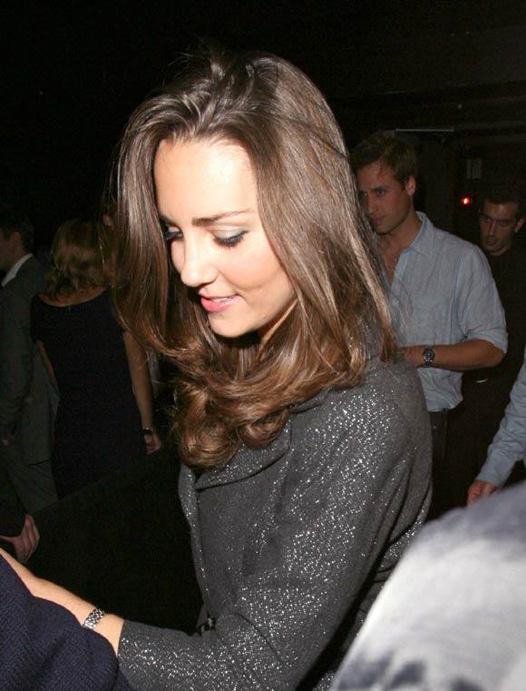 Las primeras fotografías del príncipe Guillermo y Kate Middleton juntos desde su reconciliación