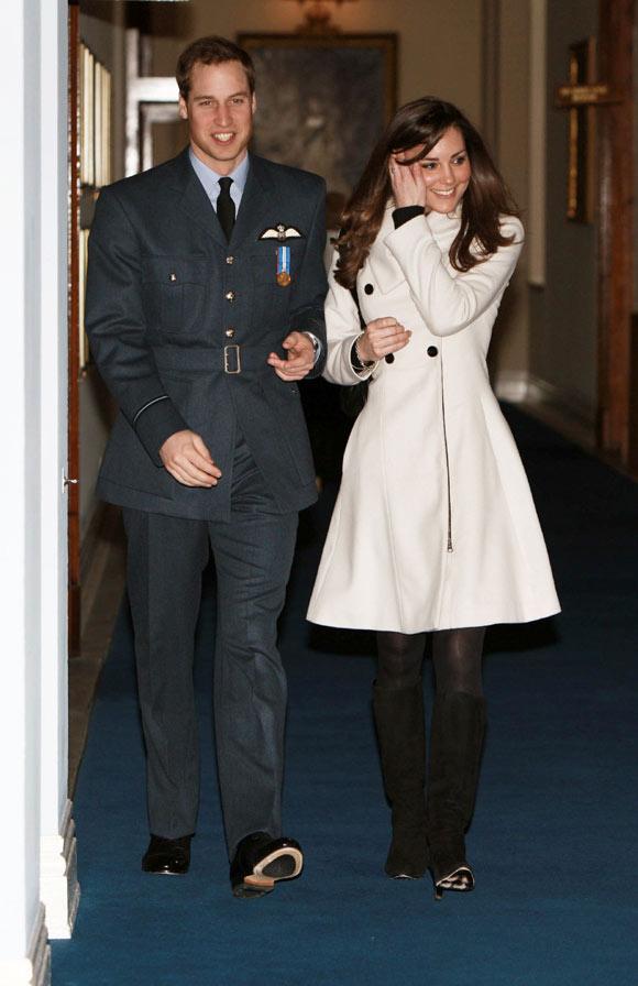 "Kate Middleton consigue el estatus oficial de ""Novia"""