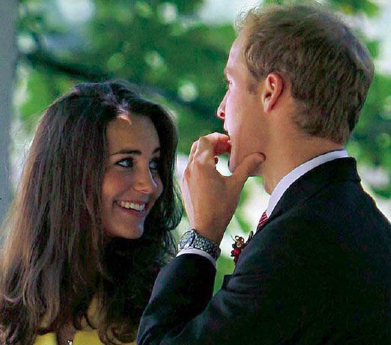 Las claves de la relación del príncipe Guillermo y Kate Middleton
