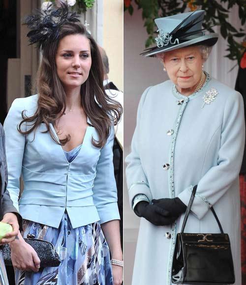 La Reina de Inglaterra se revela como la más firme defensora de Kate Middleton