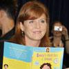 Sarah Ferguson presenta su nuevo libro infantil con una multitudinaria acogida en Nueva York