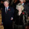 El príncipe Carlos y la Duquesa de Cornualles presiden los Premios Británicos