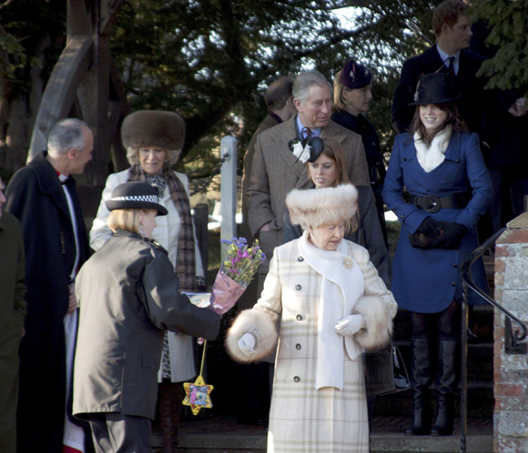 Guillermo de Inglaterra y Kate Middleton, grandes ausentes en la tradicional misa de Navidad de la Familia Real británica