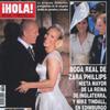 Esta semana en ¡HOLA!: Boda real de Zara Phillips, nieta mayor de la reina de Inglaterra, y Mike Tindall, en Edimburgo
