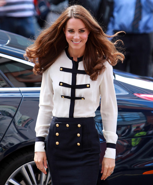 Una alumna 'real': la duquesa de Cambridge recibe cursos de formación a petición del príncipe Guillermo