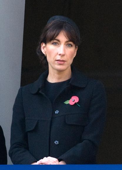 La emoción de los duques de Cambridge en el homenaje a los caídos en guerra