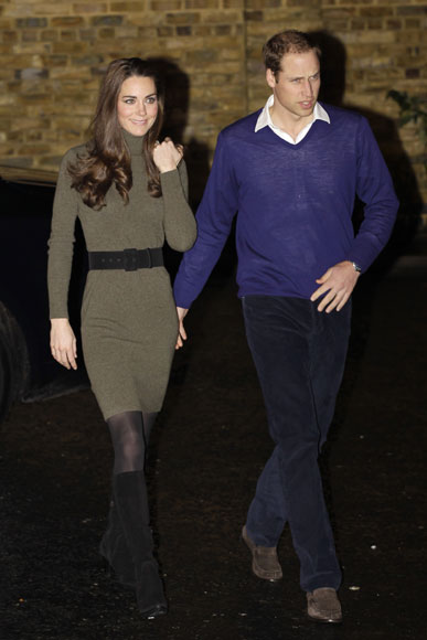 Del protocolo real a la fiesta de fin de año con los Middleton: así ha sido la Navidad de la duquesa de Cambridge