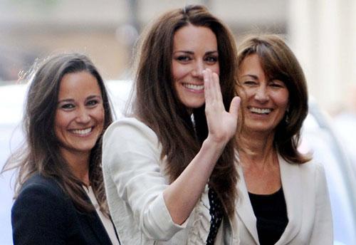 La duquesa de Cambridge viaja al Caribe con su familia