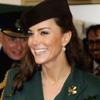 La duquesa de Cambridge termina con una sonrisa su semana más ajetreada