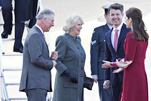 Carlos de Inglaterra: un 'gentleman' en Dinamarca