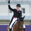 Y por fin... Zara Phillips cumplió su sueño olímpico