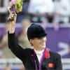 Zara Phillips, el primer 'royal' británico que da el salto al podio