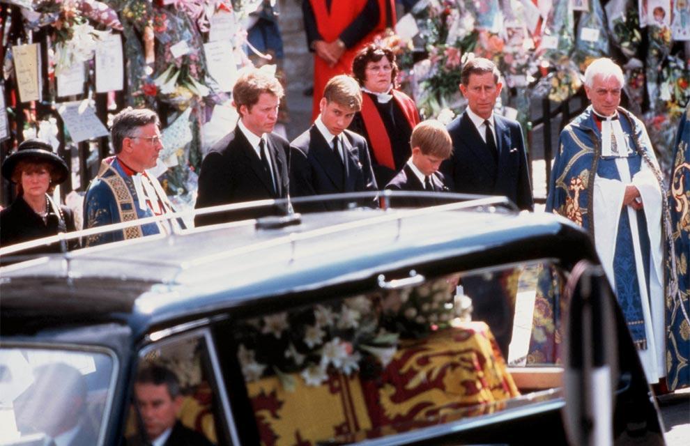 Diecisiete años sin Diana de Gales