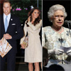 La duquesa de Cambridge vuelve a apostar por el oro en la inauguración de los Juegos Paralímpicos de Londres